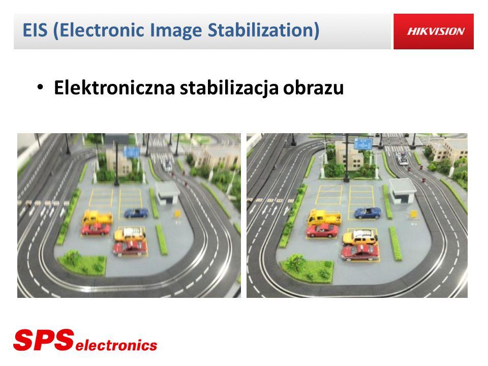 Elektroniczna stabilizacja obrazu