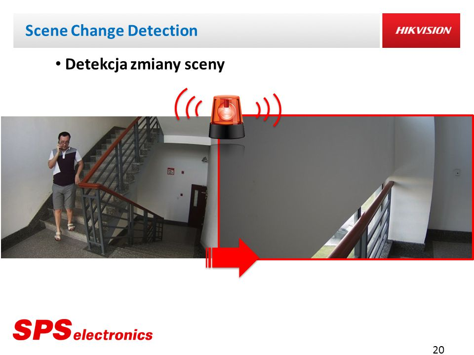 Scene Change Detection