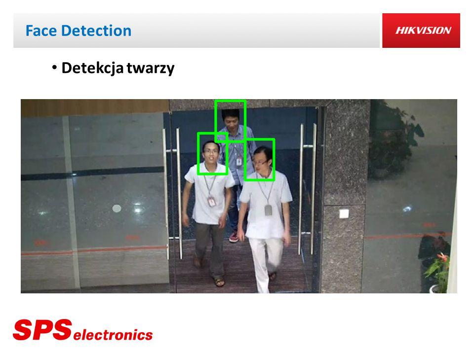 Face Detection Detekcja twarzy