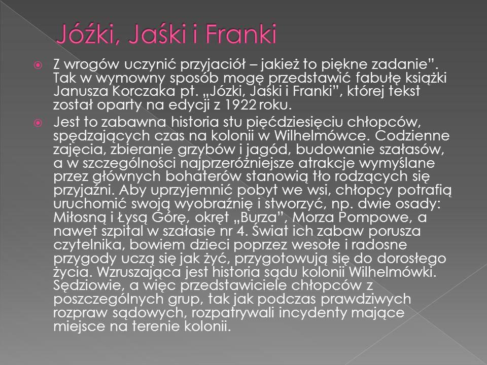 Jóźki, Jaśki i Franki