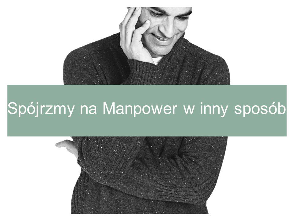 Spójrzmy na Manpower w inny sposób