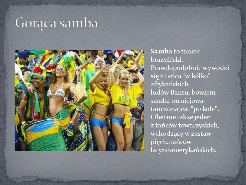 Gorąca samba