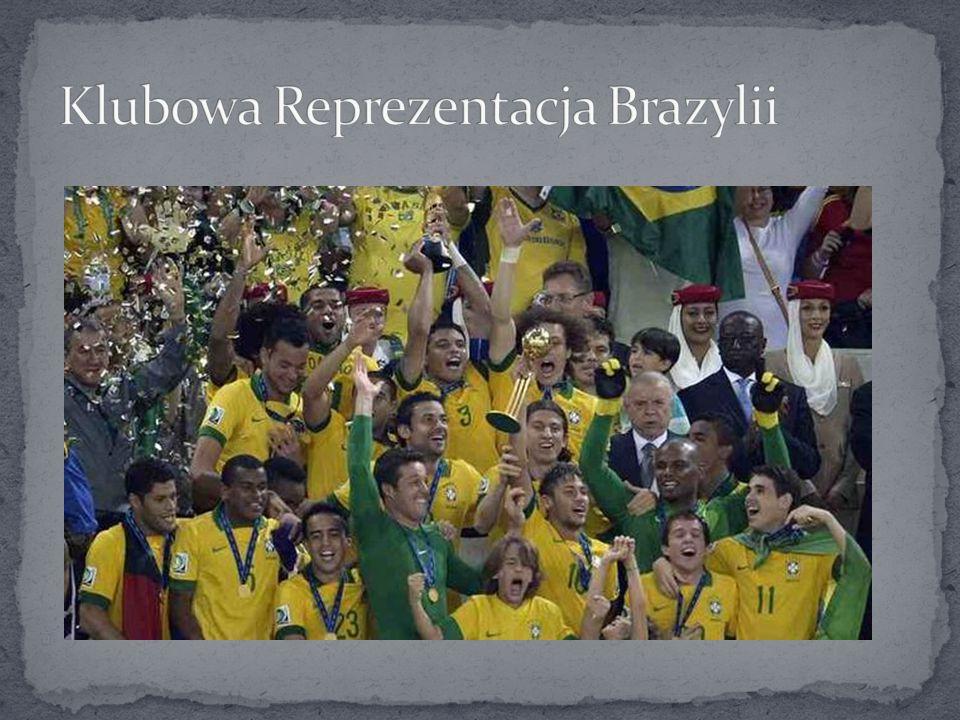 Klubowa Reprezentacja Brazylii