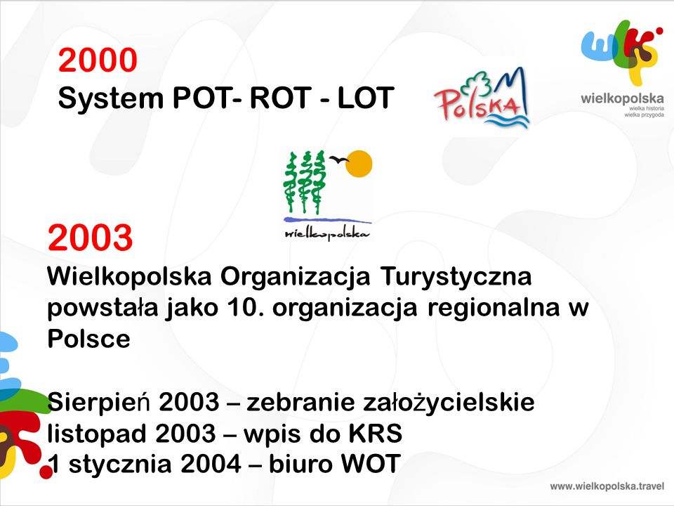 2000 System POT- ROT - LOT