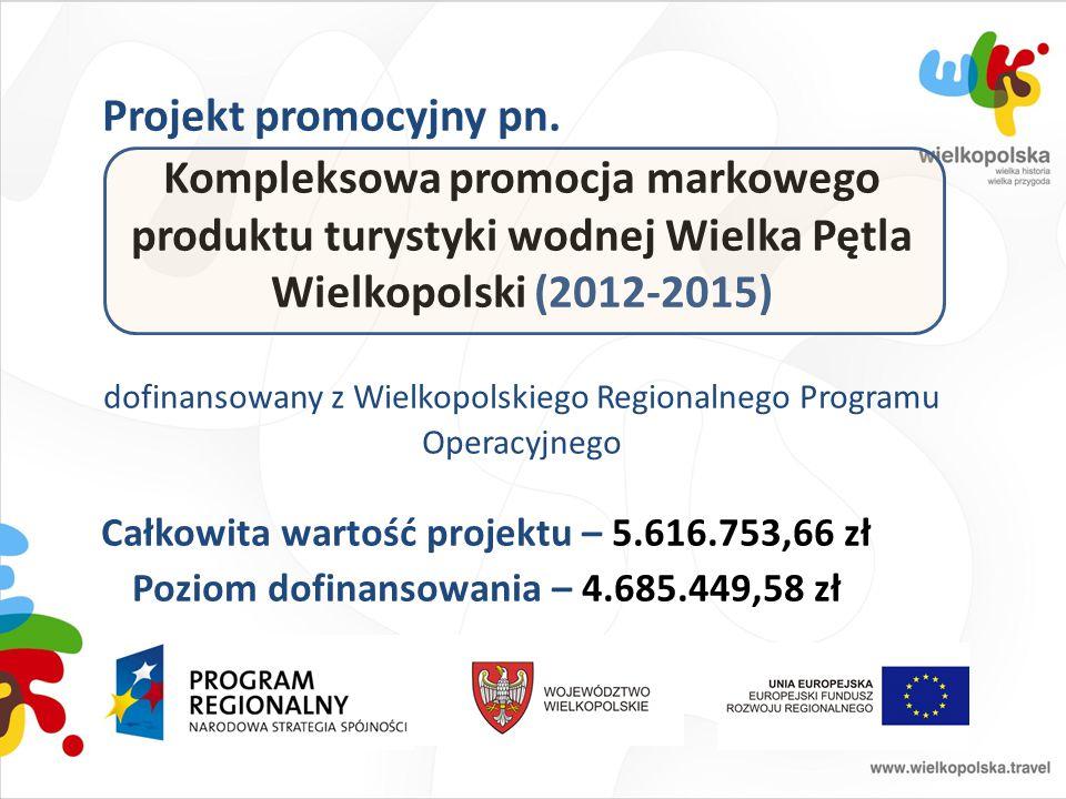 dofinansowany z Wielkopolskiego Regionalnego Programu Operacyjnego
