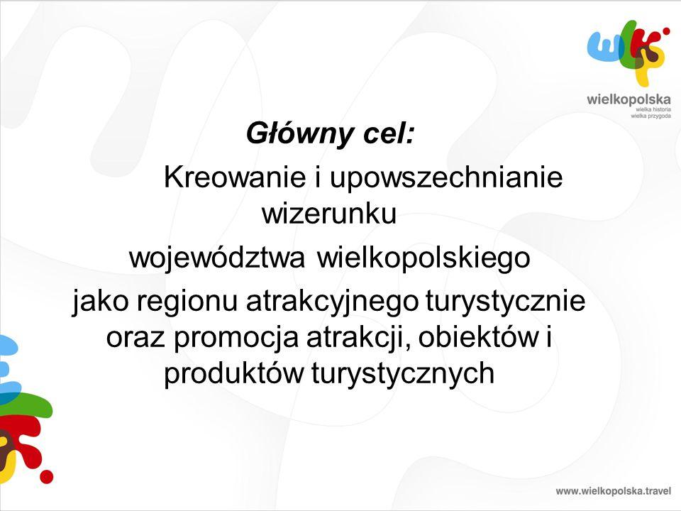 Kreowanie i upowszechnianie wizerunku województwa wielkopolskiego