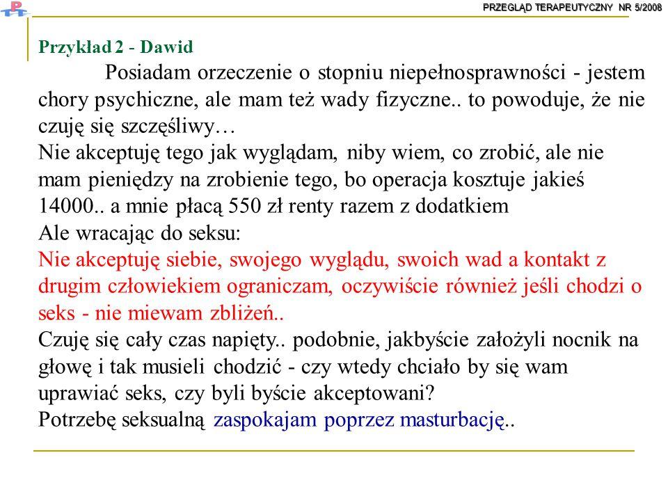 PRZEGLĄD TERAPEUTYCZNY NR 5/2008