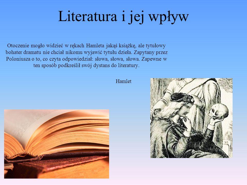 Literatura i jej wpływ