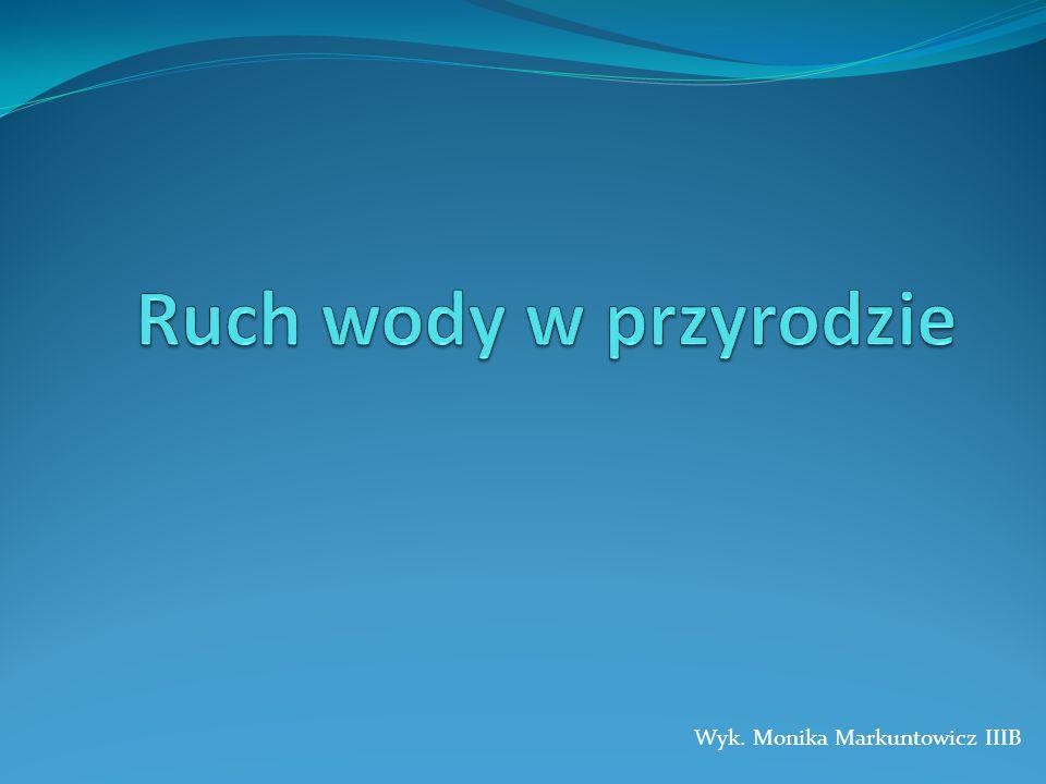 Wyk. Monika Markuntowicz IIIB