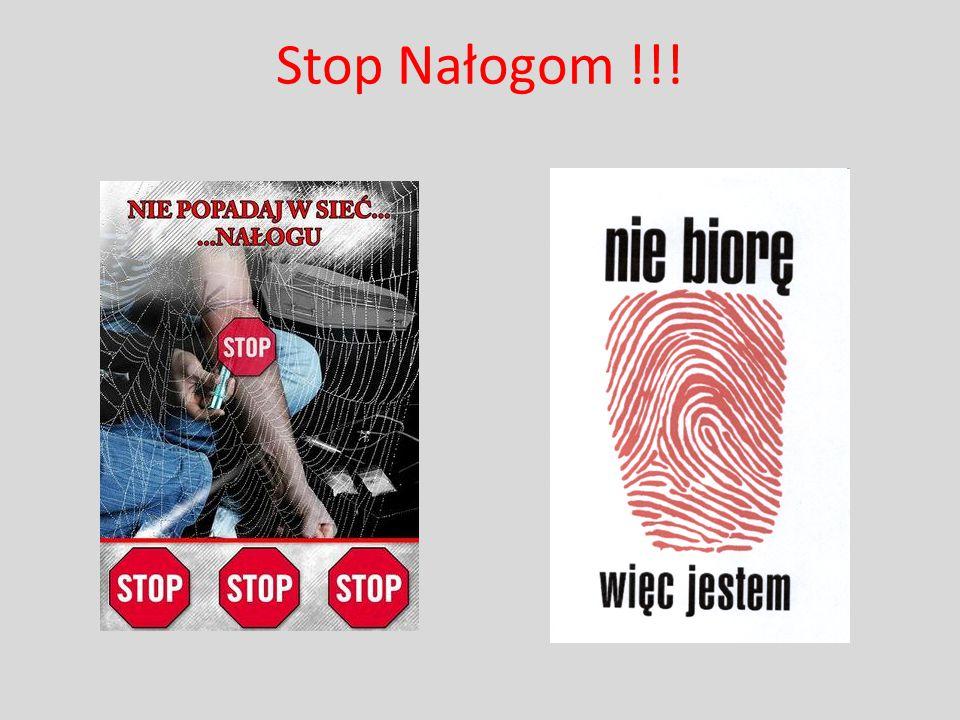 Stop Nałogom !!!