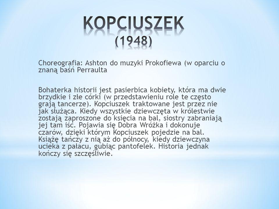 KOPCIUSZEK (1948)