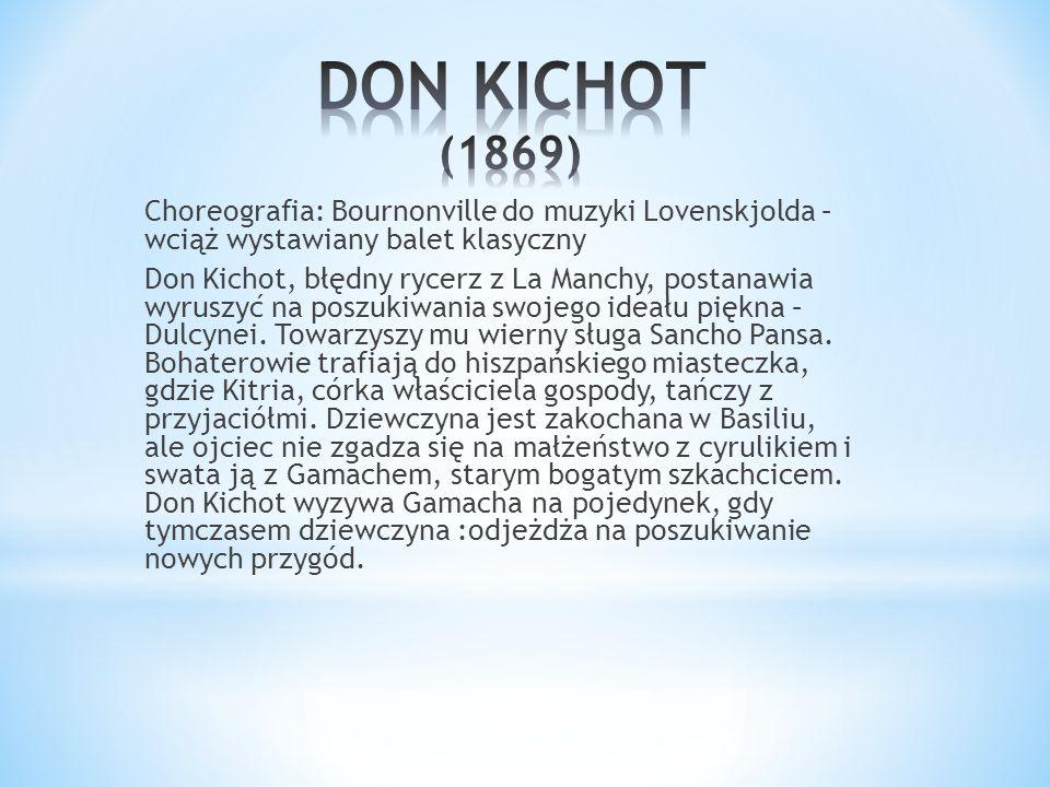 DON KICHOT (1869)