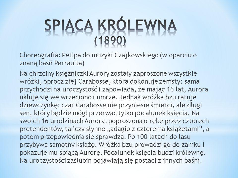 SPIĄCA KRÓLEWNA (1890)