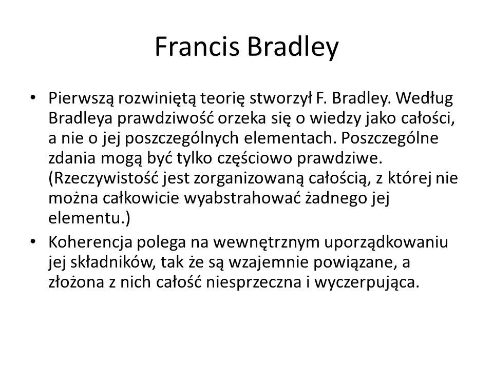 Francis Bradley