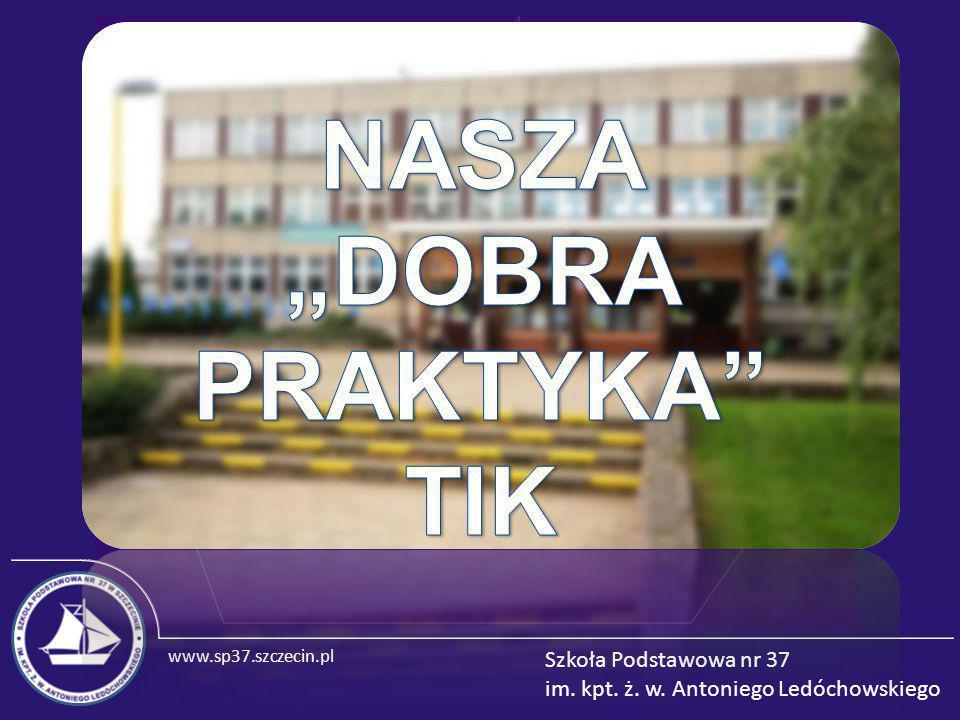 """NASZA """"DOBRA PRAKTYKA TIK"""