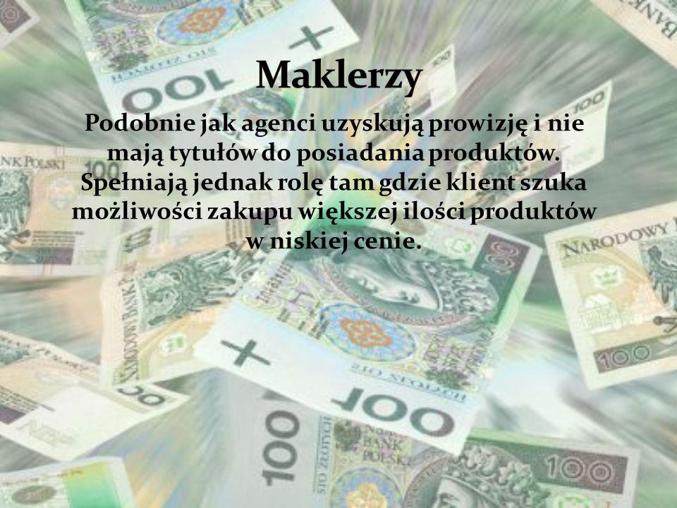 Maklerzy