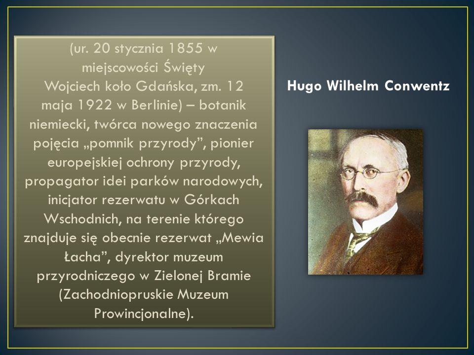(ur. 20 stycznia 1855 w miejscowości Święty Wojciech koło Gdańska, zm