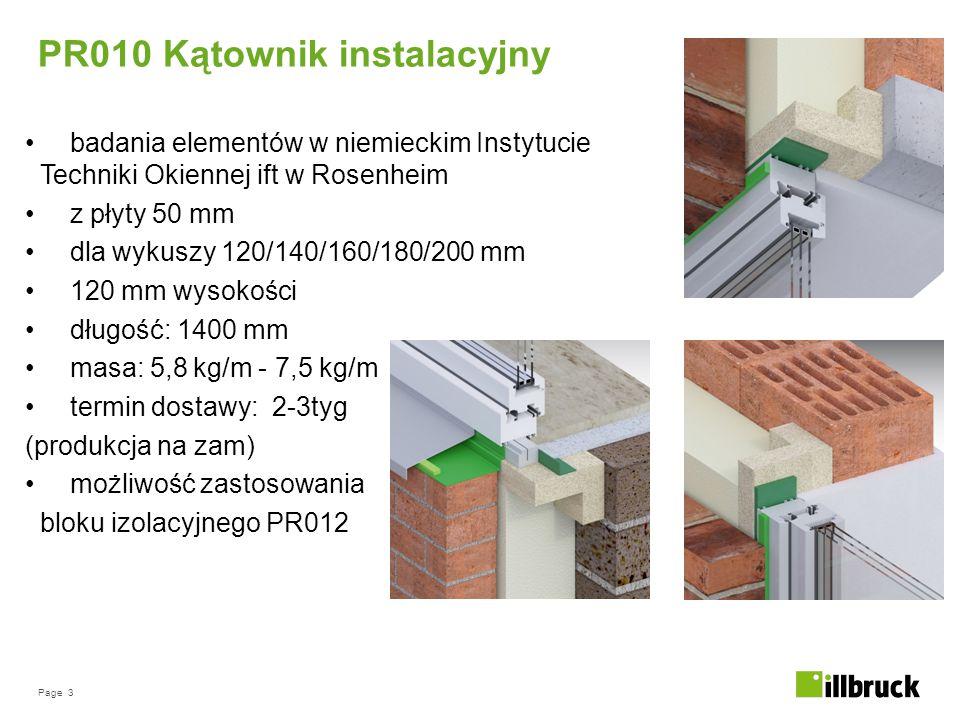 PR010 Kątownik instalacyjny