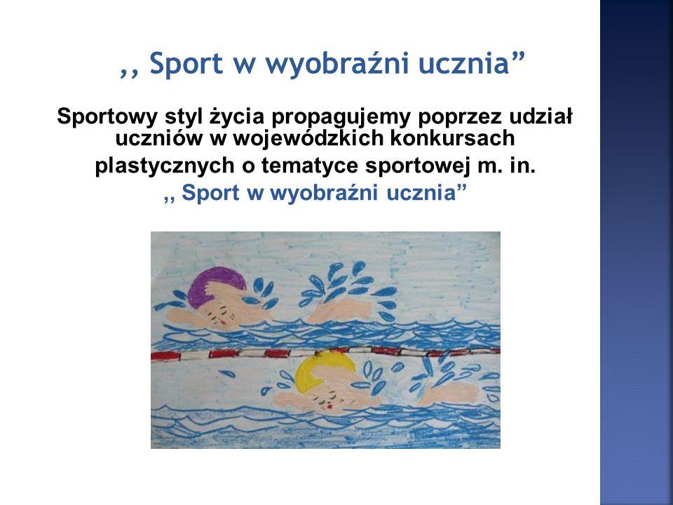 ,, Sport w wyobraźni ucznia