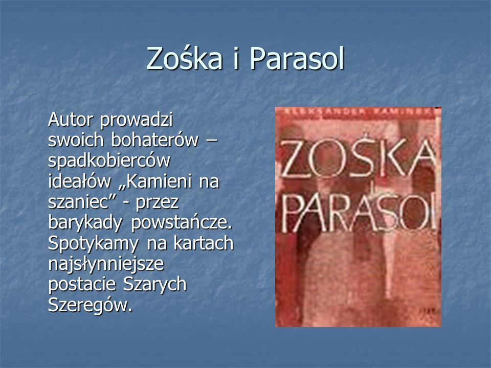 Zośka i Parasol