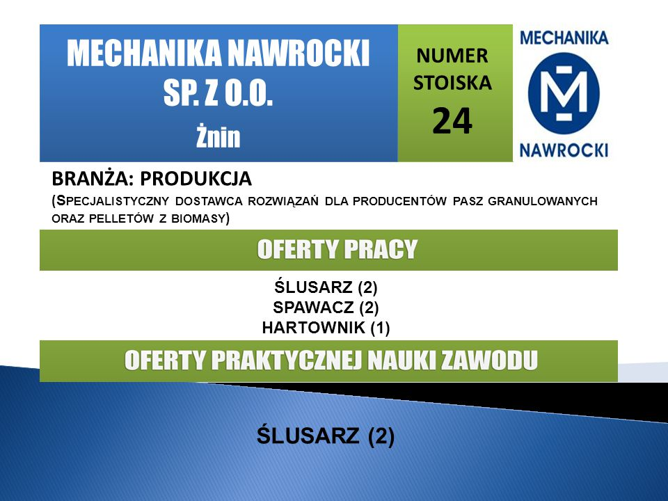 MECHANIKA NAWROCKI SP. Z O.O.