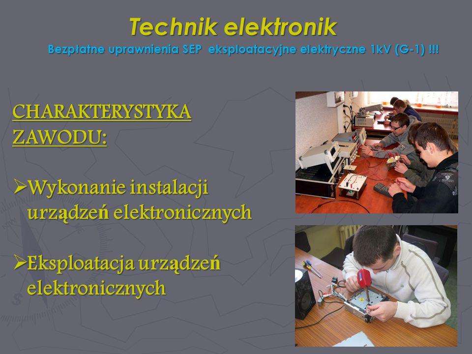 Bezpłatne uprawnienia SEP eksploatacyjne elektryczne 1kV (G-1) !!!