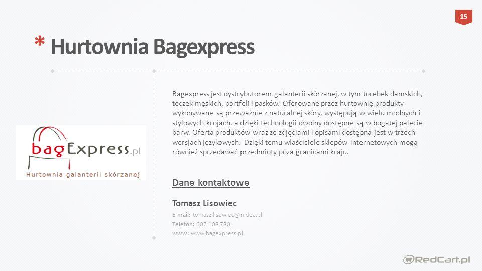 * Hurtownia Bagexpress