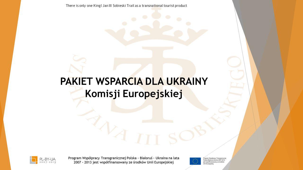 PAKIET WSPARCIA DLA UKRAINY Komisji Europejskiej