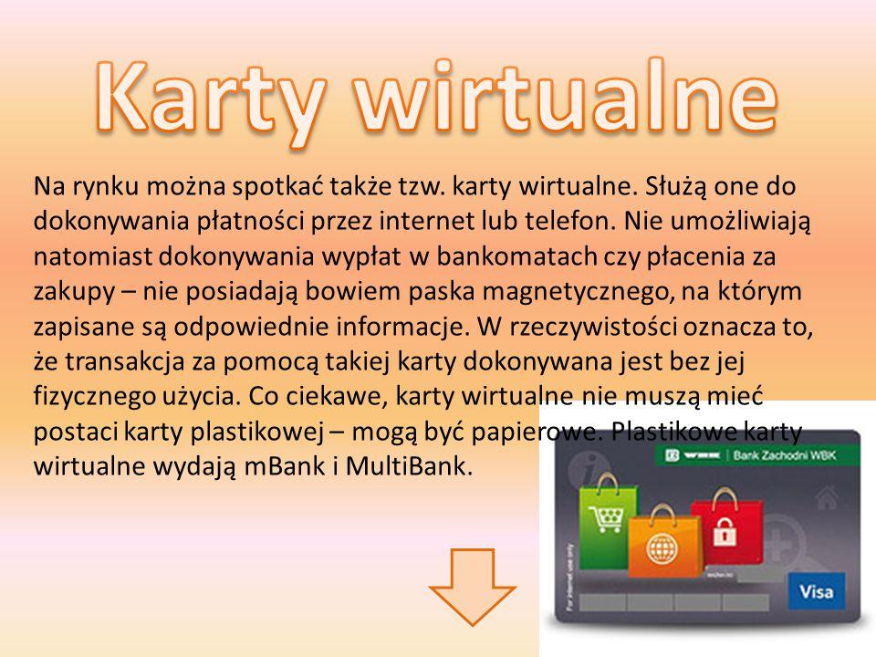 Karty wirtualne