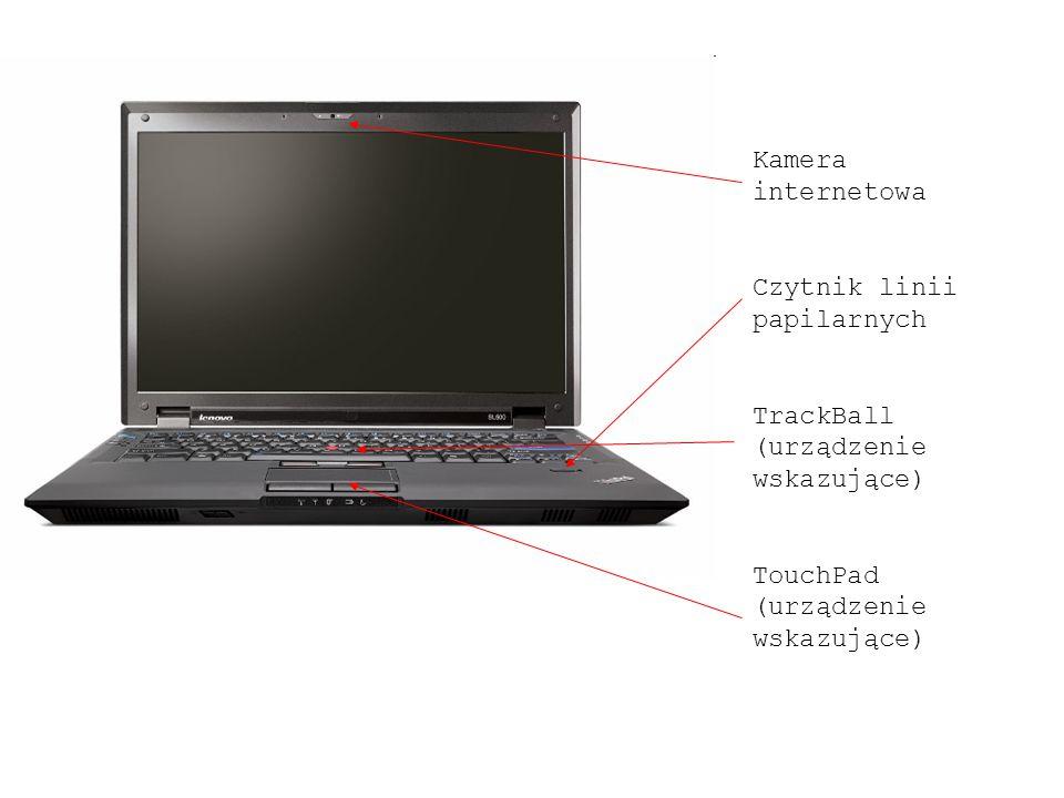 Kamera internetowa Czytnik linii papilarnych.