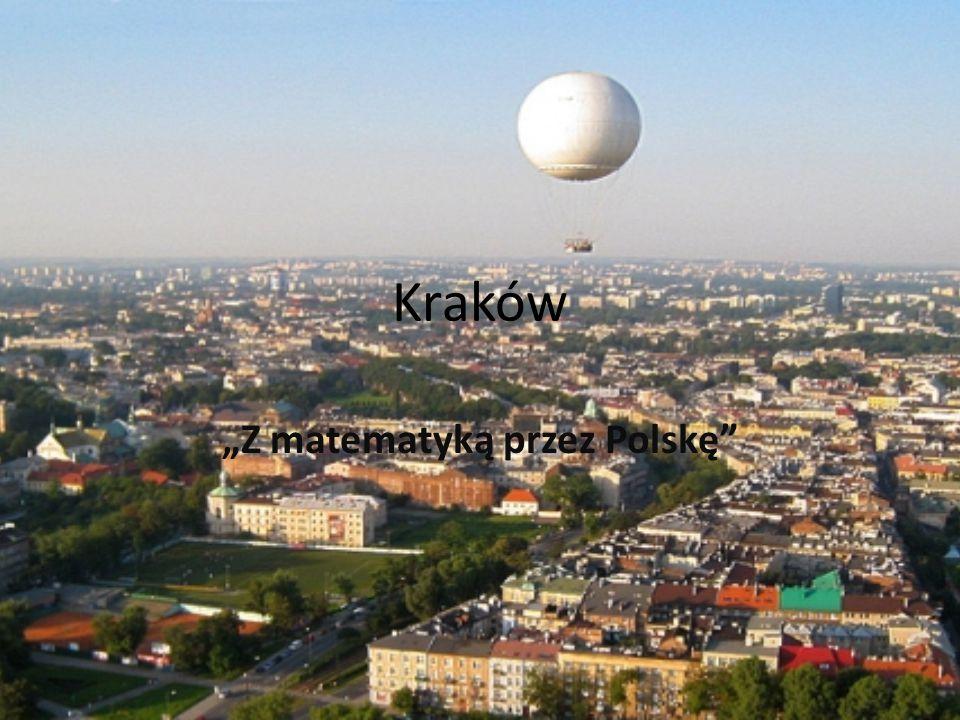 """""""Z matematyką przez Polskę"""