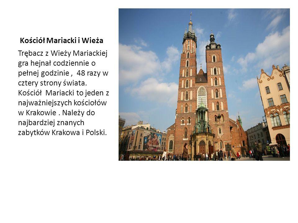 Kościół Mariacki i Wieża