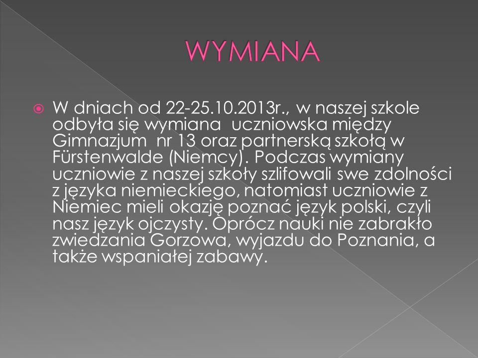 WYMIANA
