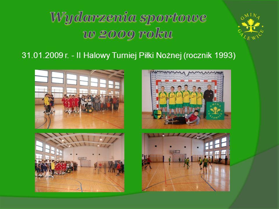 Wydarzenia sportowe w 2009 roku