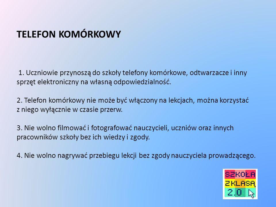 TELEFON KOMÓRKOWY 1.