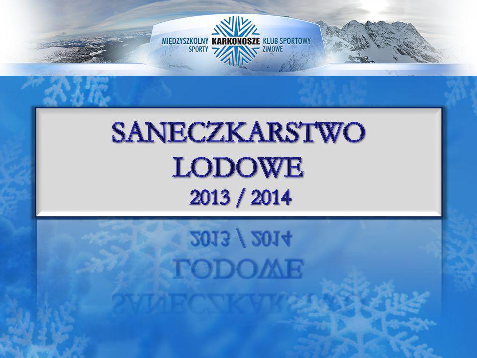 SANECZKARSTWO LODOWE 2013 / 2014