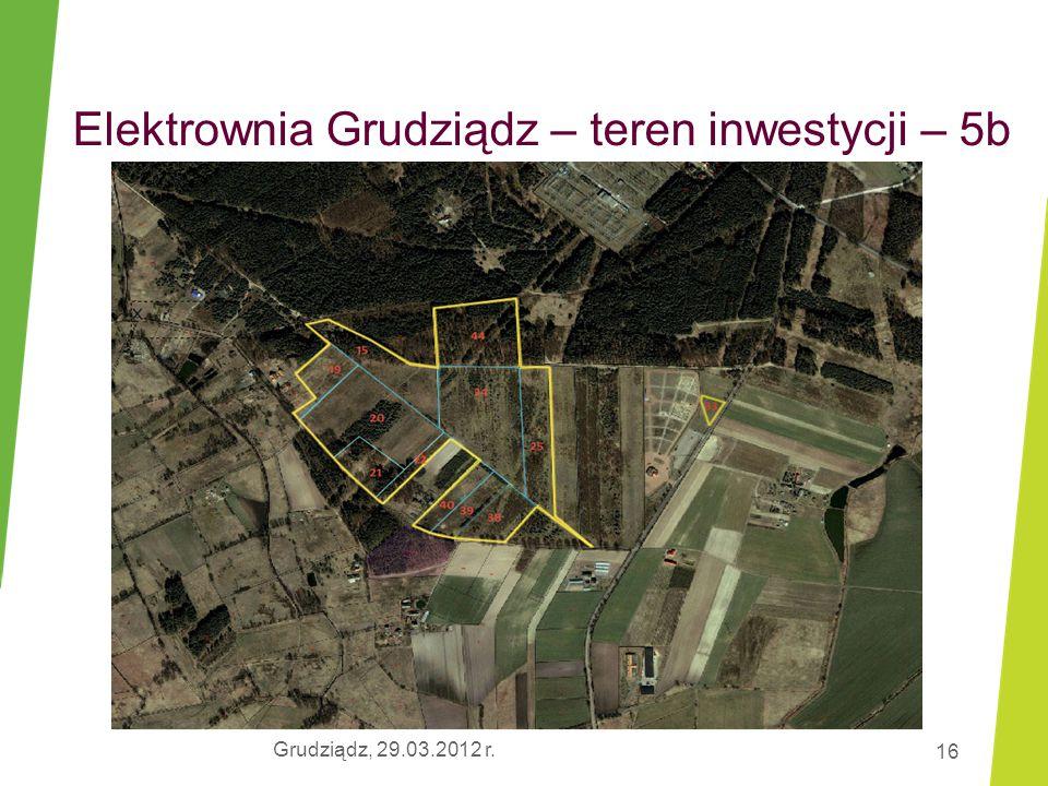 Elektrownia Grudziądz – teren inwestycji – 5b