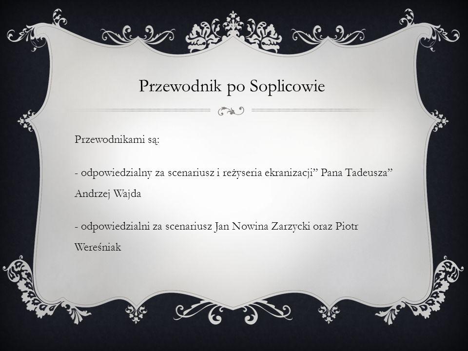 Przewodnik po Soplicowie