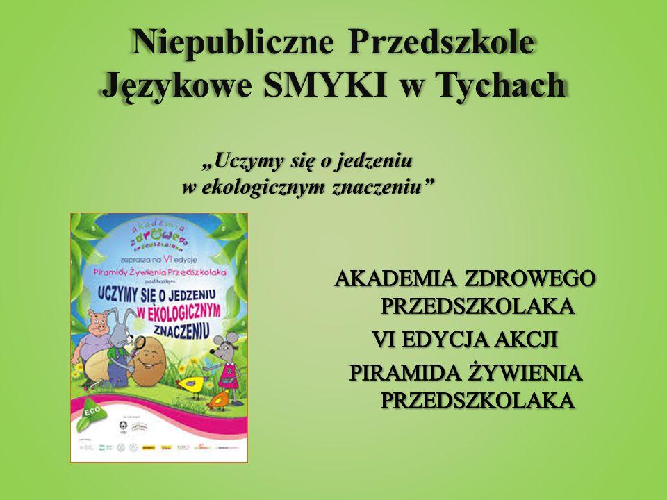 Niepubliczne Przedszkole Językowe SMYKI w Tychach
