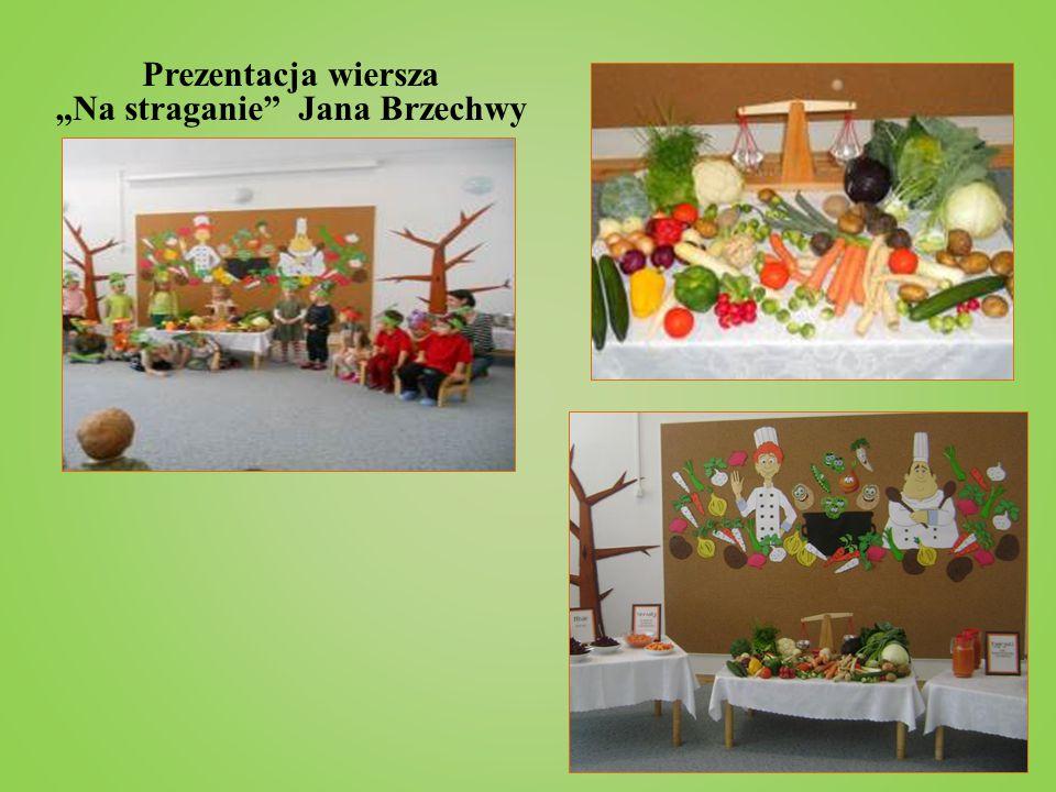 """Prezentacja wiersza """"Na straganie Jana Brzechwy"""
