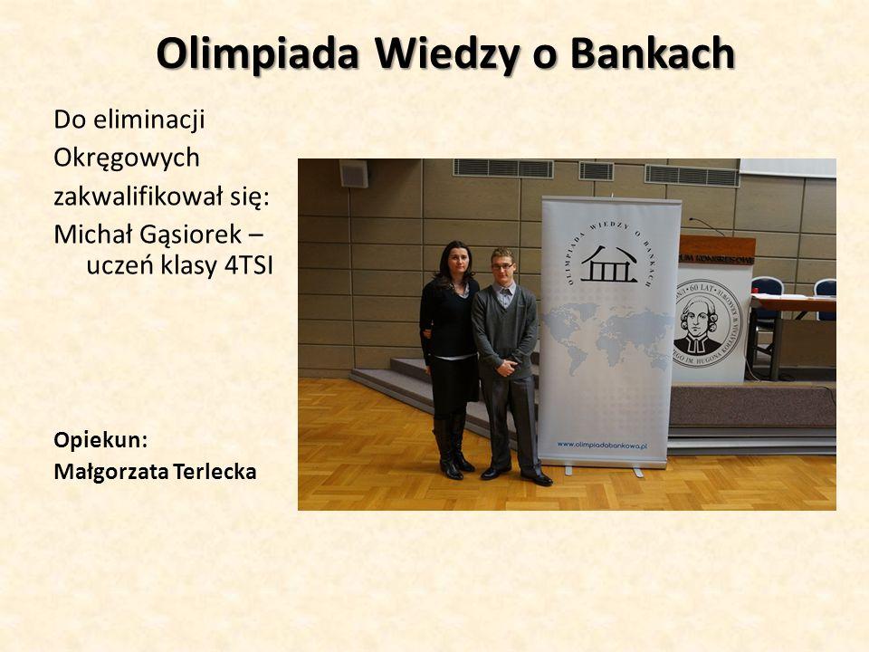 Olimpiada Wiedzy o Bankach