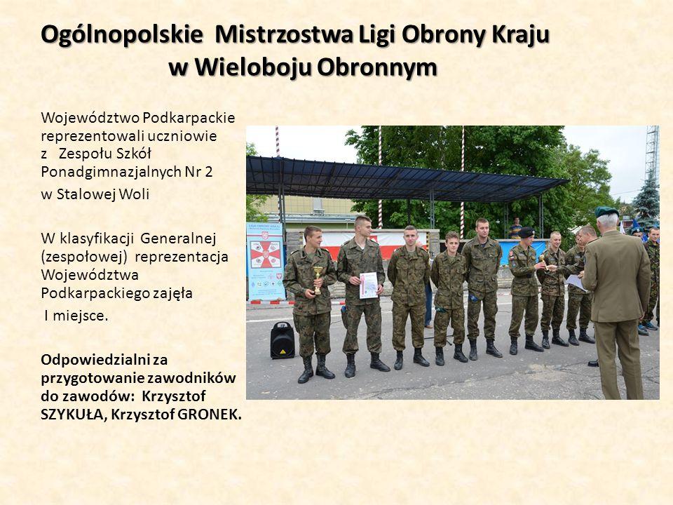 Ogólnopolskie Mistrzostwa Ligi Obrony Kraju w Wieloboju Obronnym