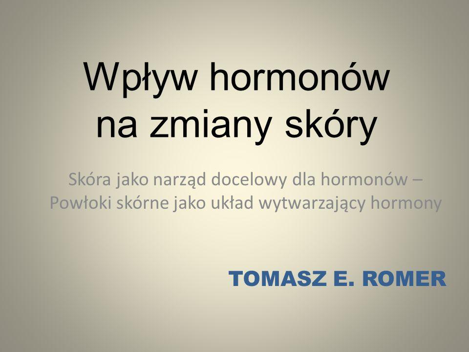 Wpływ hormonów na zmiany skóry