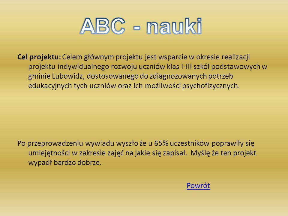 ABC - nauki