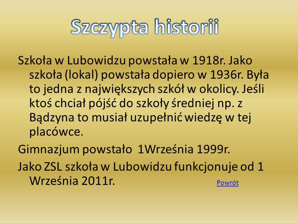 Szczypta historii