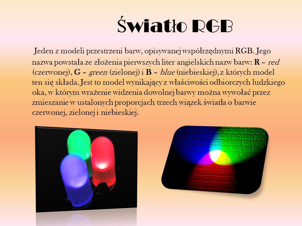 Światło RGB