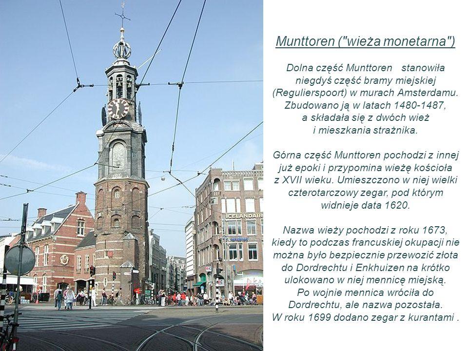 Munttoren ( wieża monetarna )