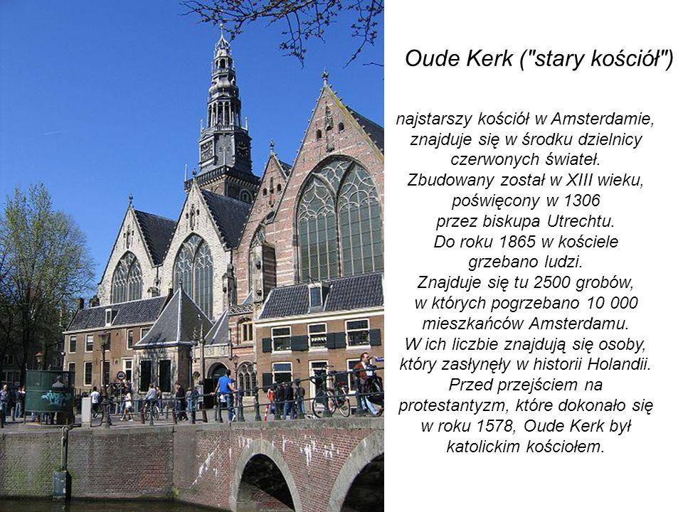 Oude Kerk ( stary kościół )
