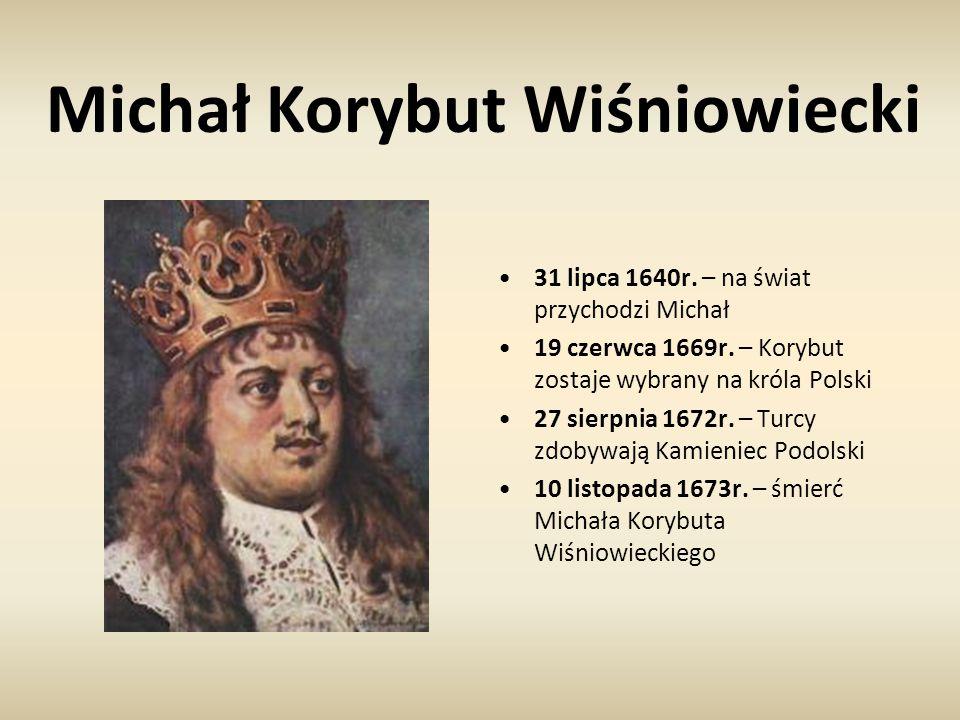 Michał Korybut Wiśniowiecki