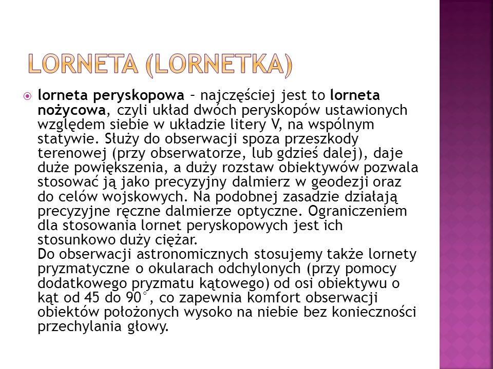 Lorneta (Lornetka)